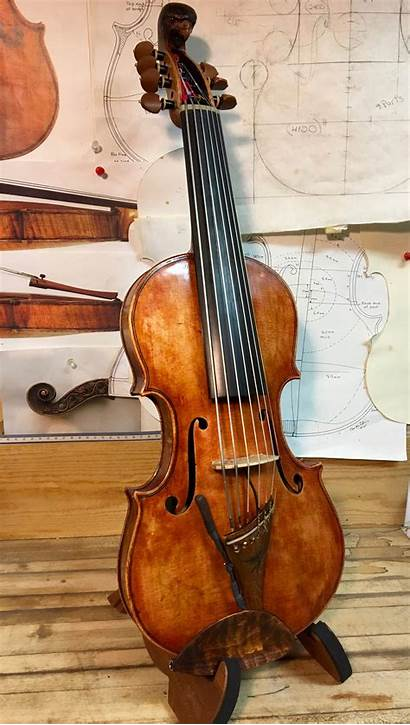 Violin String Custom Mezzo Project Completed Hiwat
