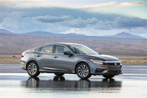 2019 Honda Insight Debuts In New York