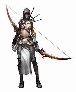 Female Assassin concept from UbiSoft's Assassins' Creed 3 ...
