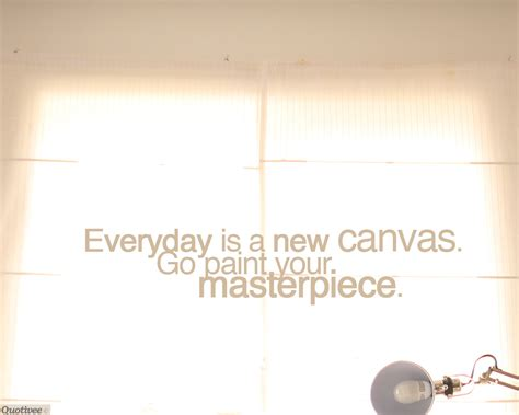 canvas inspirational quotes quotivee