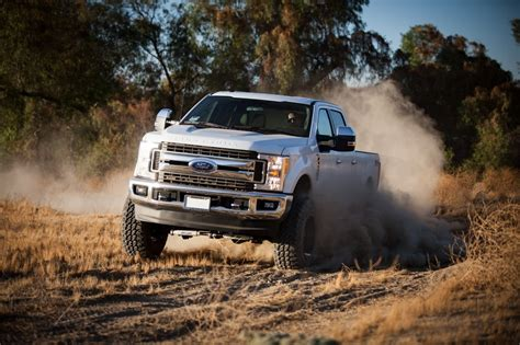 pro comp  ford super duty lift kits expanded