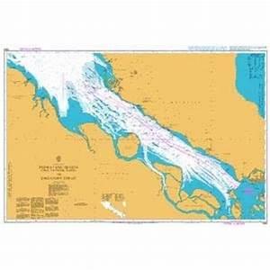 Nautical Chart Indian Ocean British Admiralty Nautical Chart 1358 Permatang Sedepa