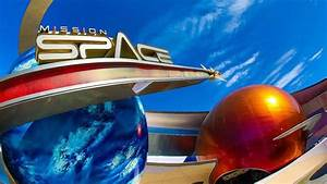 Mission Space Mars - Epcot Disney World - YouTube