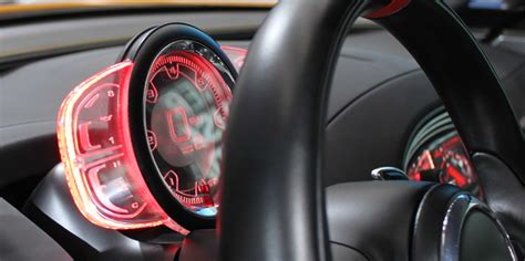 Kia Reinvented The Dashboard For Its New Concept Sports