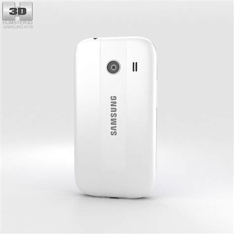 Harga Samsung Galaxy Ace 3 White samsung galaxy ace style white 3d model