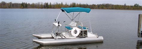 Aqua Cycle Paddle Boat For Sale by Timotty Easy To How To Drive A Pontoon Boat