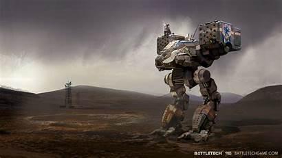 Mech Battletech Robot Battle Wallpapers Background