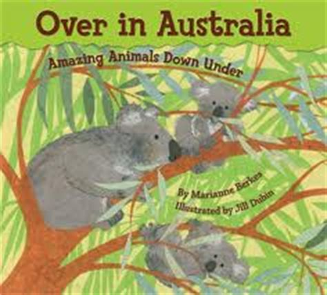 learn about unique australian animals