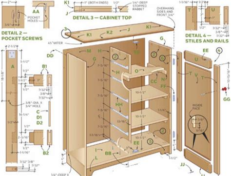 cabinet making plans free free woodworking plans for display cabinets online