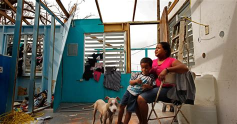 Being without power comes with obvious physical health risks. Puerto Rico: How Power Outages Can Affect Mental Health | Time