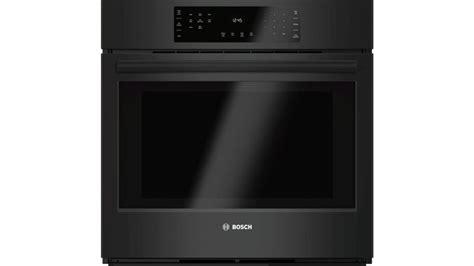 series  single wall oven hbluc black  appliances