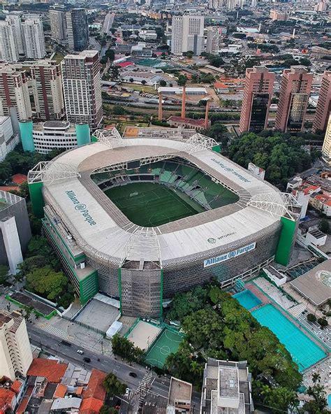 Estádio Do Palmeiras Conta Com Hub De Inovação Direcionado