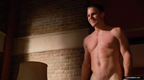 uncensored stephen amell naked photos and nsfw videos