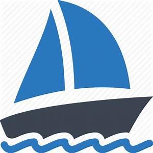 Boat insurance, sailboat, watercraft, yacht icon | Icon ...