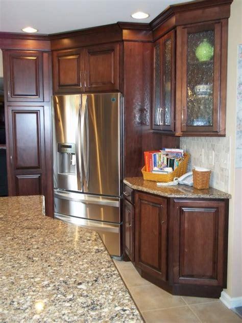 Kitchen Furniture Columbus Ohio - corner refrigerator kitchen renovation traditional kitchen philadelphia by kitchen