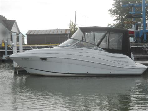 Boat Canvas Marblehead Ohio by Four Winns 258 Vista Other Brokerage In Marblehead Oh