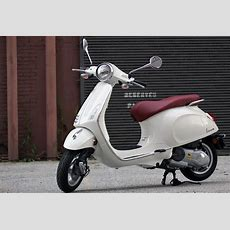 Modern Vespa  New Primavera 150 Owner (hq Pictures Added