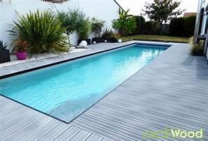 5 conseils pour une plage de piscine melant esprit bord de With bord de piscine en bois