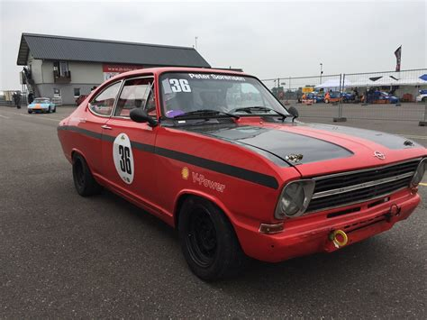 1968 Opel Kadett by Racecarsdirect 1968 Opel Kadett B Rallye 1900 Coupe