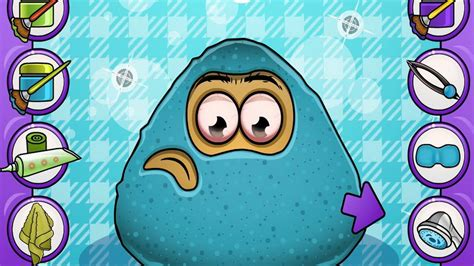 Pou Great Makeover Video Play For Girls-cool Pou Games