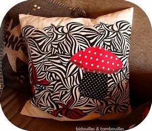 Coussin Nuage Ikea : diy coussin bidouilles tambouilles ~ Preciouscoupons.com Idées de Décoration