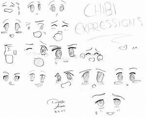Chibi Anime Expressions | www.imgkid.com - The Image Kid ...