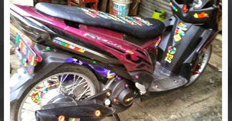 Inspirasi Mio Soul by Mio Soul Gt Modifikasi Striping Thecitycyclist