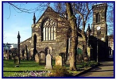 Parish Church Leith South Edinburgh