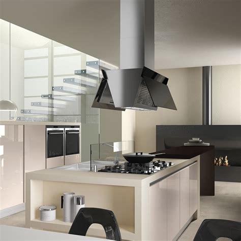 hotte cuisine centrale hotte ilot cheminée centrale photo 10 15 une hotte