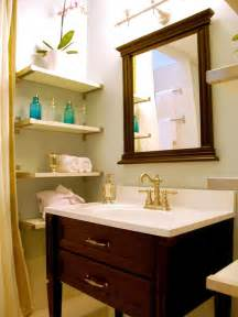 bathroom shelf idea 6 ideas for small bathroom design comfree blogcomfree