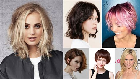 Medium Bob Hairstyles With Layers 2018