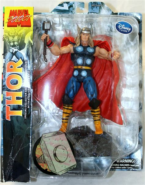 marvel select thor classic figure reissue announced