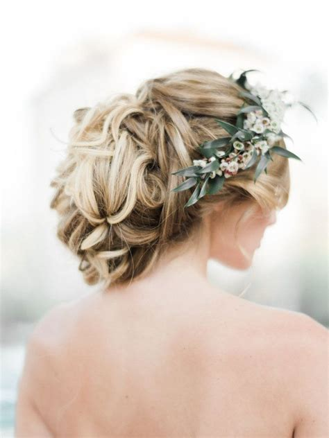 Floral Filled Braids You'll Want to Wear on Your Wedding