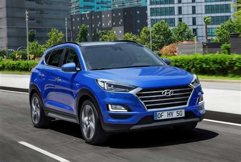 2020 Hyundai Tucson Facelift Launched In India At Rs. 22 ...