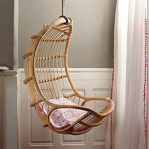 Suspension Macramé Ikea : 10 awesome hanging chairs for kids ~ Zukunftsfamilie.com Idées de Décoration