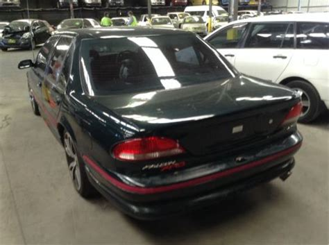 wrecking 1996 ford ef falcon xr8 5 0l v8 ford pro wreckers