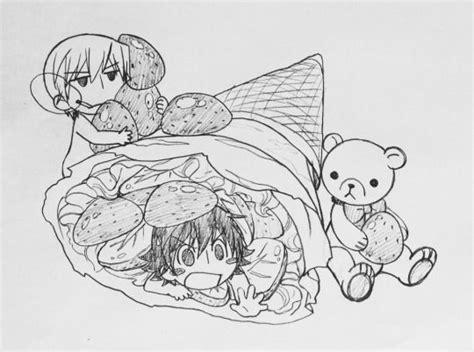 cose da disegnare cartoni animati misaki and usagi san junjou romantica jounjou