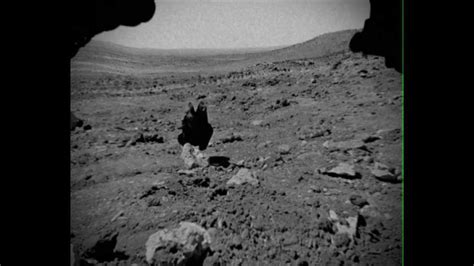 Real Uncut Nasa Footage By Curiosity Rover