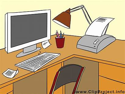 Clip Clipart Place Office Illustraties Icon Clipartsfree