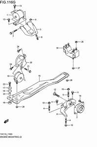 Engine Mounting For 2007