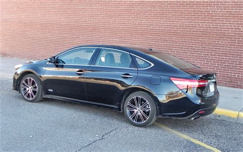 What Does Msrp Stand For by 2015 Toyota Avalon Is A Progressive Conservative Sedan