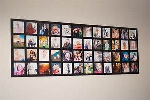 Photo collage diys for a more beautiful home
