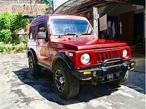 Suzuki Katana Modif Dijual