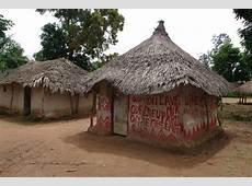 Dem Republic of the Congo Africa vernacular architecture