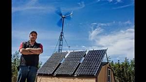 Off Grid Home Pictou County Nova Scotia Using Solar Panels