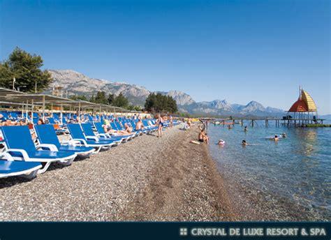 hotel crystal de luxe resort spa kemer