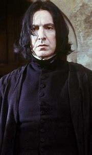 Este es el origen del nombre de Severus Snape de Harry Potter