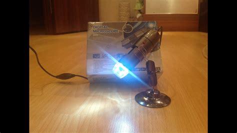 #11 Best Digital Usb Microscope 20-800x Camera 2.0mp With