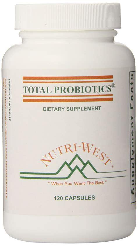 Amazon.com: Nutri-West - Total Leaky Gut 60 Tablets