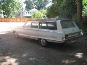 chrysler  yorker station wagon  silver  sale